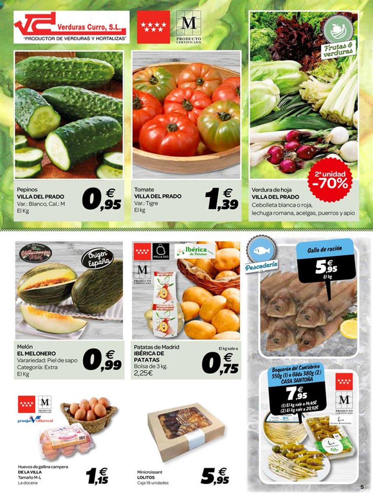 Carrefour Folleto - 10.07-24.07.2019 (Página 5)