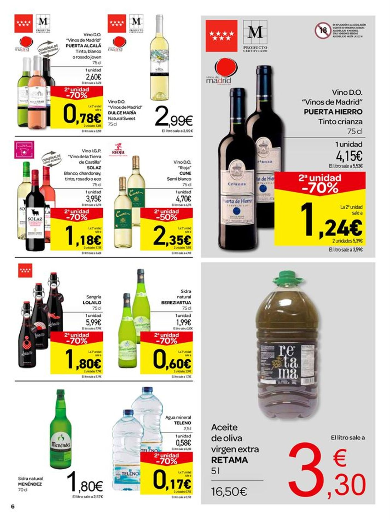 Carrefour Folleto - 10.07-24.07.2019 (Página 6)