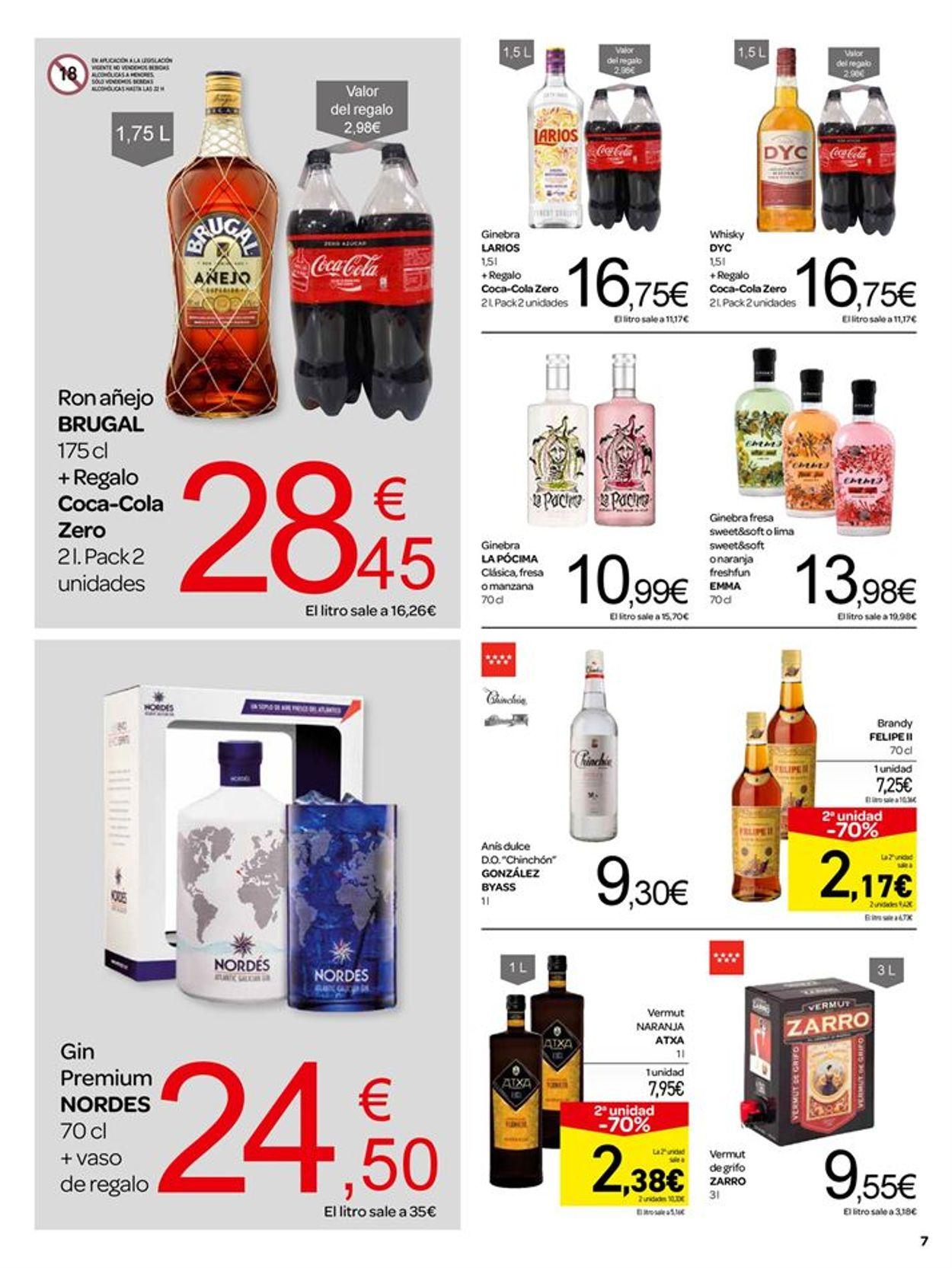 Carrefour Folleto - 10.07-24.07.2019 (Página 7)