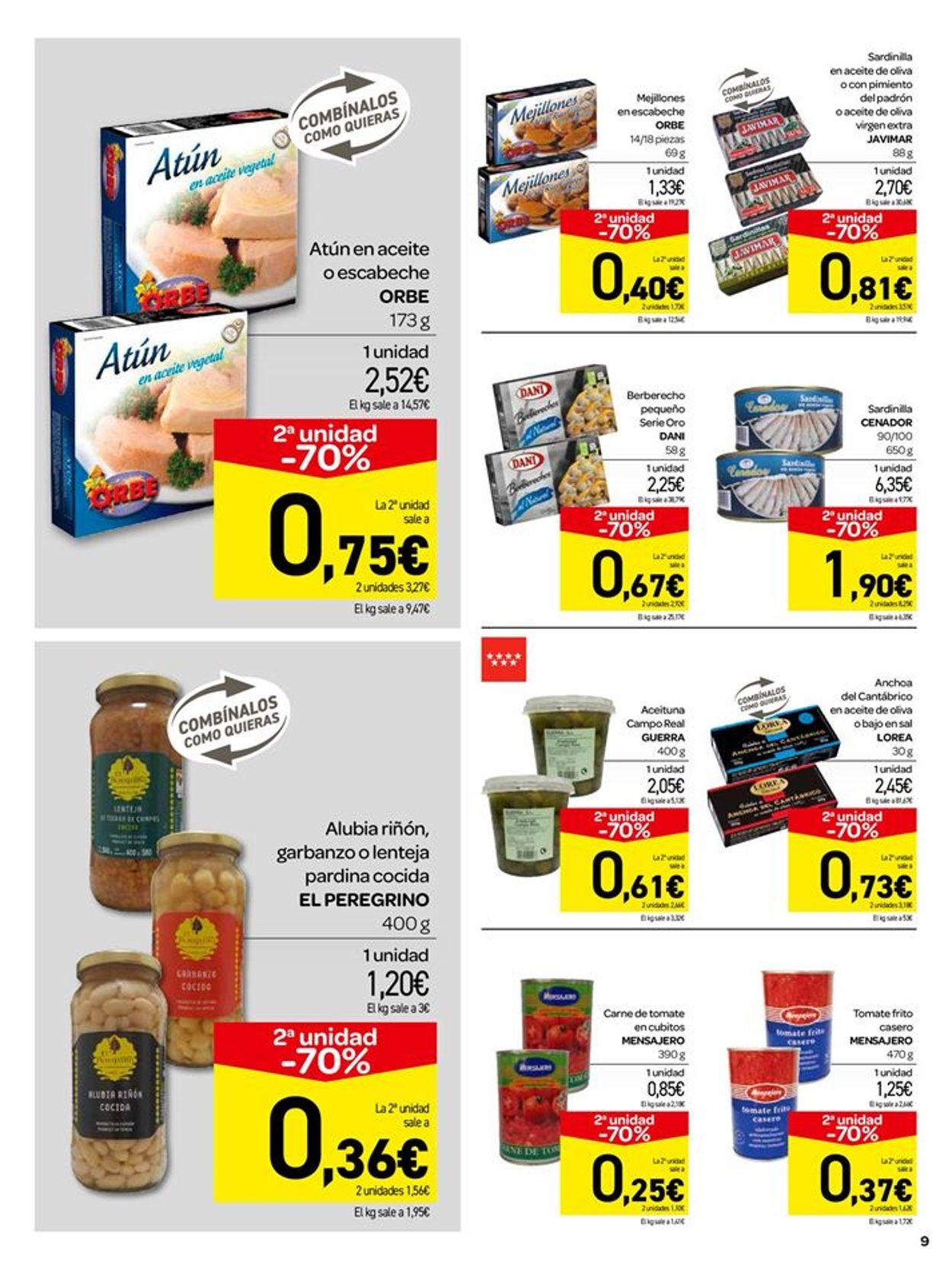 Carrefour Folleto - 10.07-24.07.2019 (Página 9)