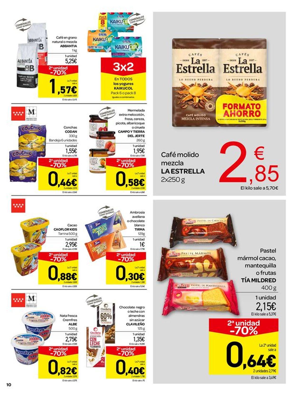 Carrefour Folleto - 10.07-24.07.2019 (Página 10)