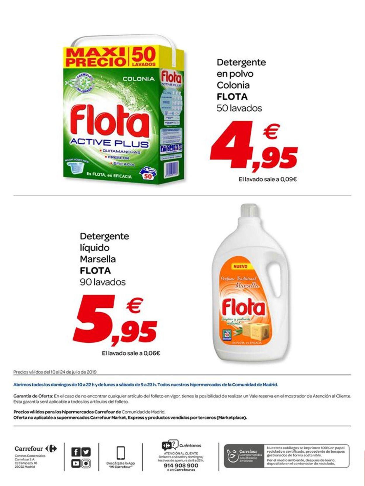 Carrefour Folleto - 10.07-24.07.2019 (Página 12)