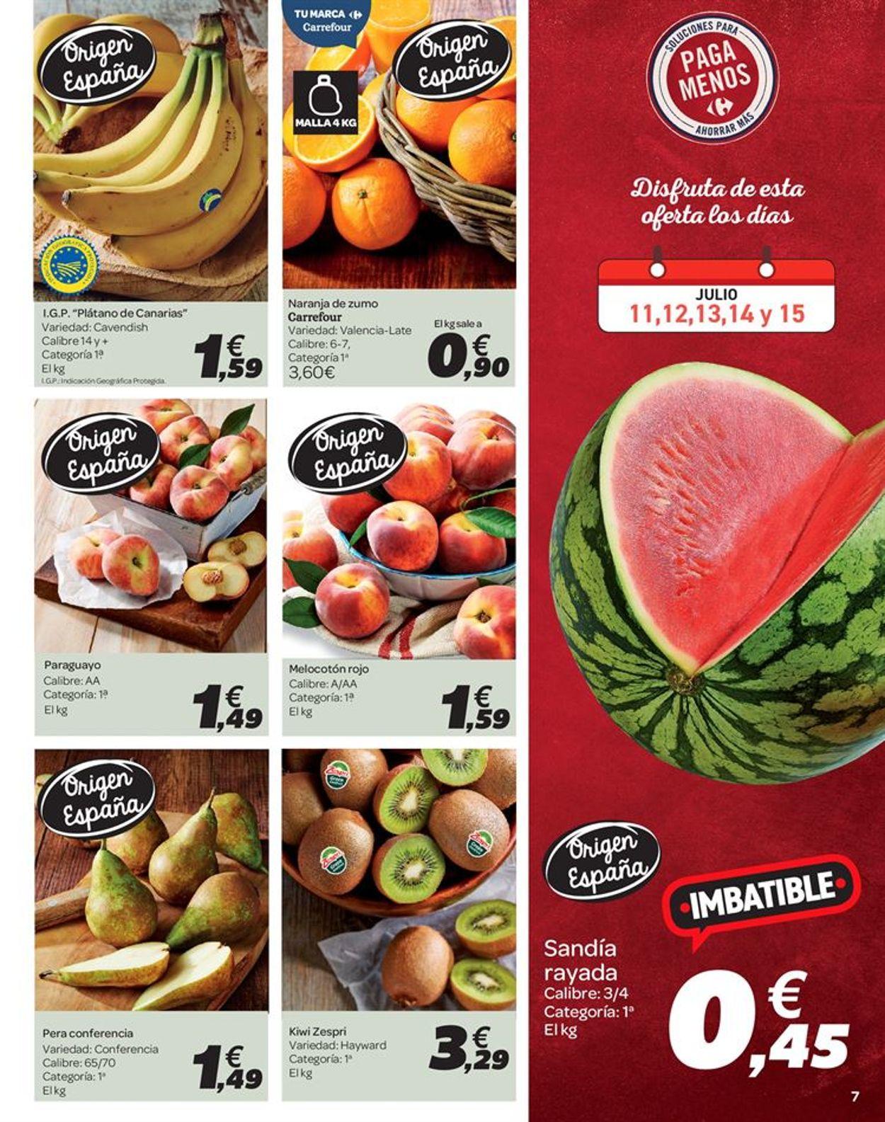 Carrefour Folleto - 11.07-24.07.2019 (Página 7)