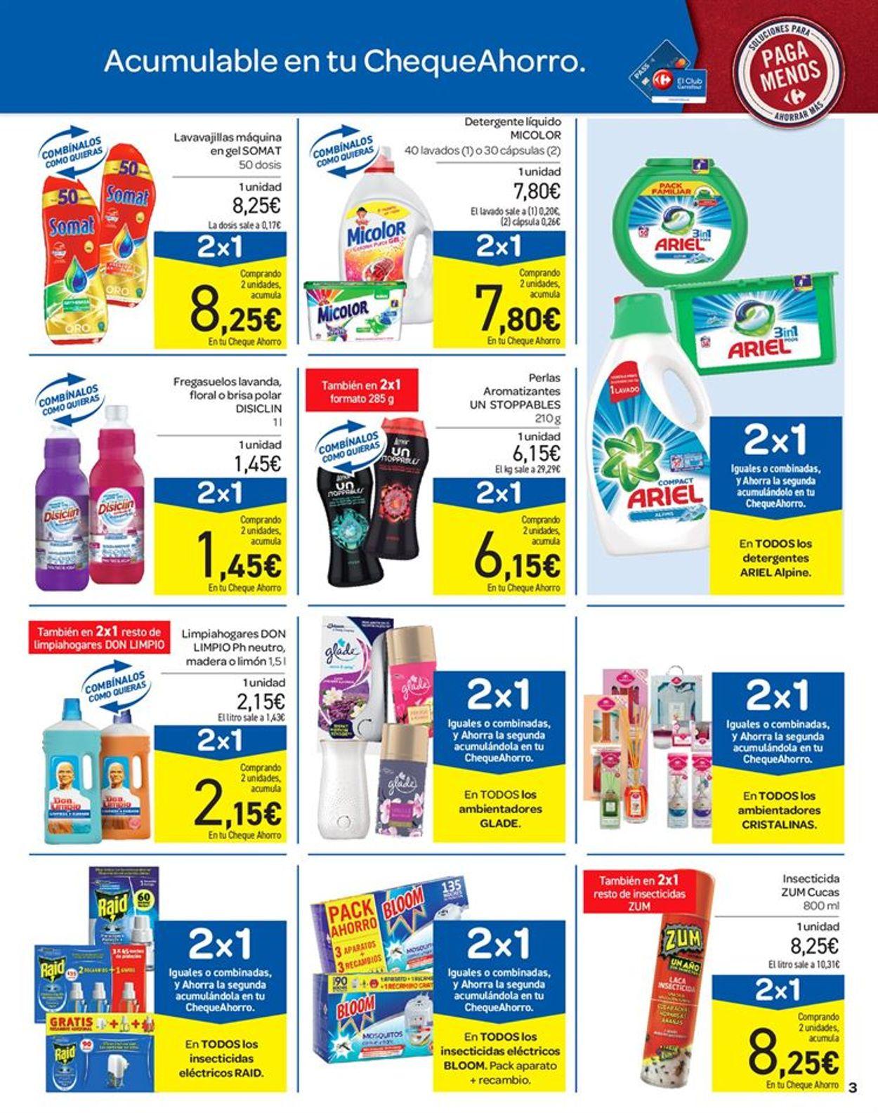 Carrefour Folleto - 11.07-24.07.2019 (Página 3)