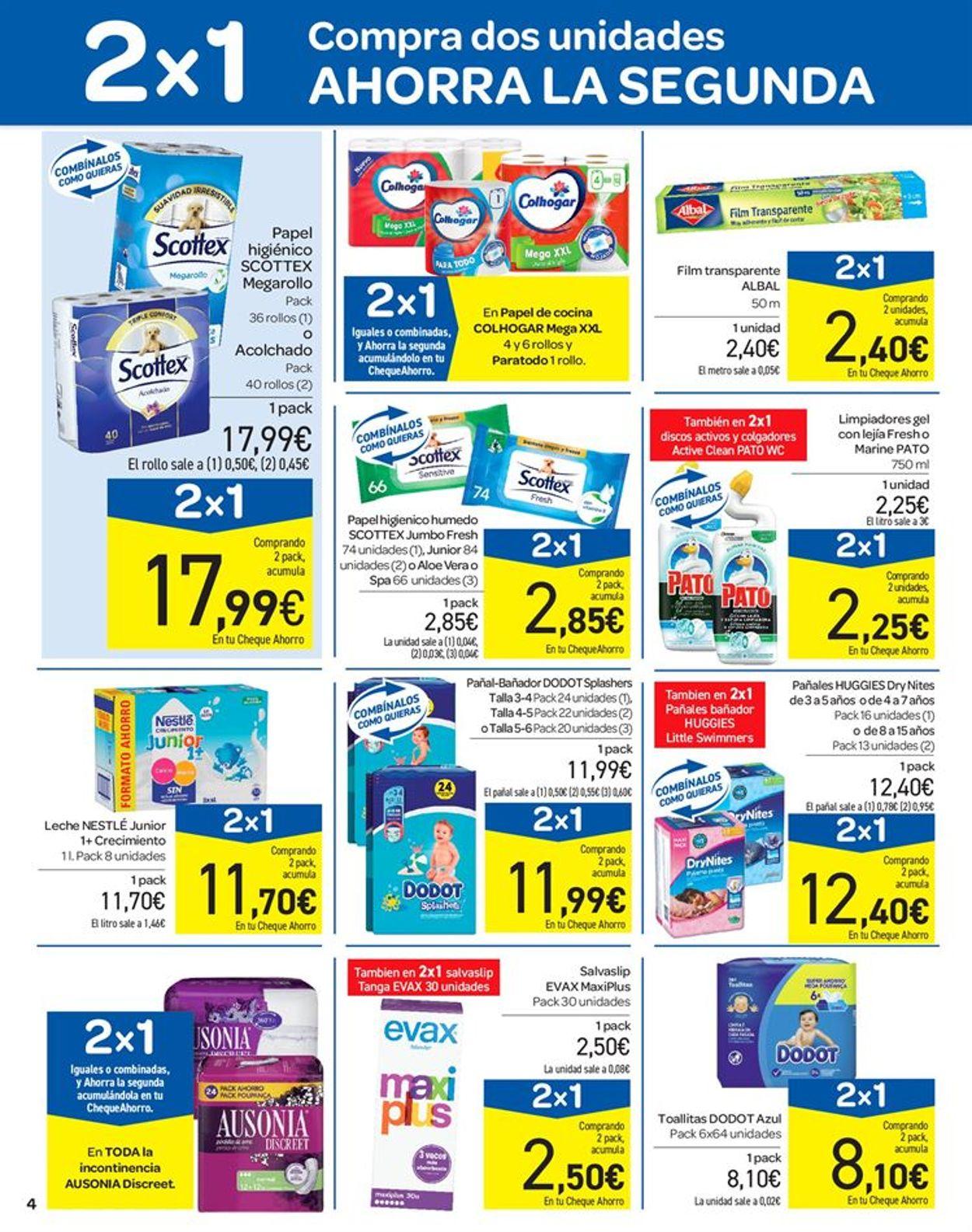 Carrefour Folleto - 11.07-24.07.2019 (Página 4)