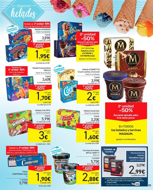 Carrefour Folleto - 09.08-22.08.2019 (Página 33)