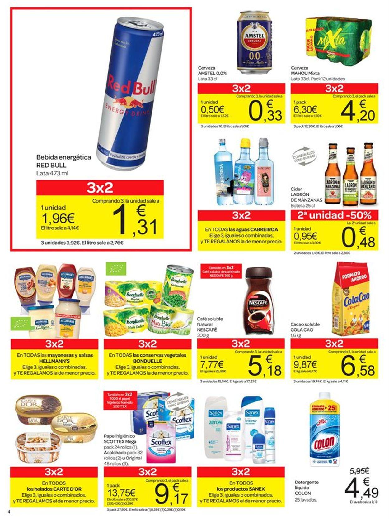 Carrefour Folleto - 13.08-22.08.2019 (Página 4)