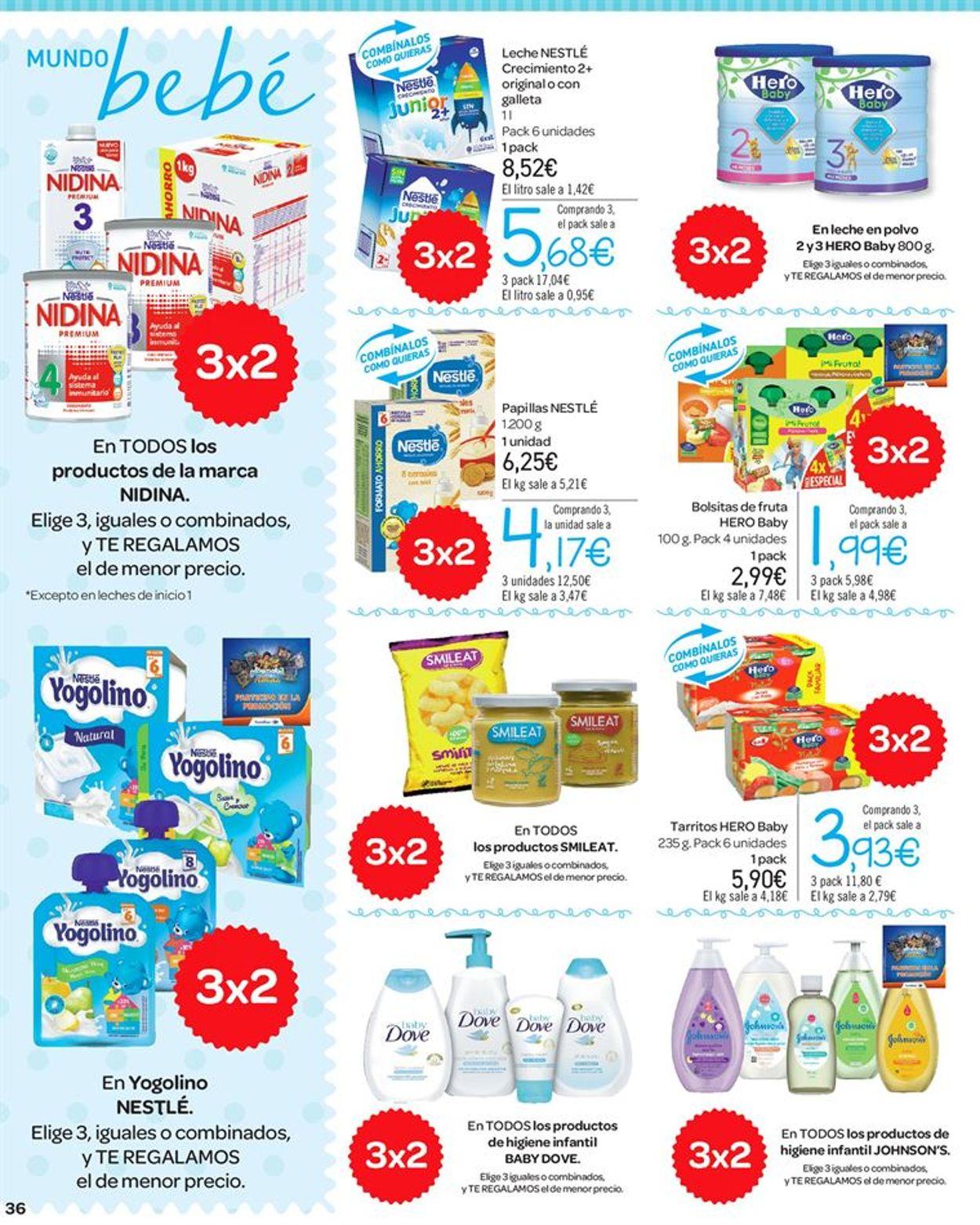 Carrefour Folleto - 23.08-10.09.2019 (Página 36)