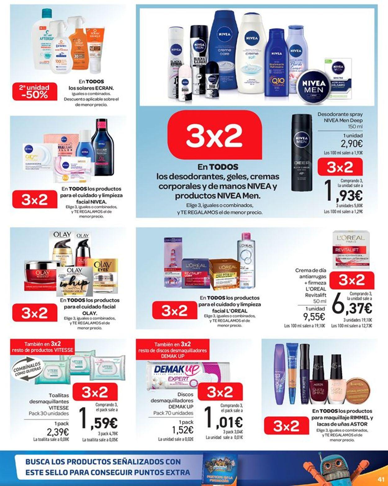 Carrefour Folleto - 23.08-10.09.2019 (Página 41)