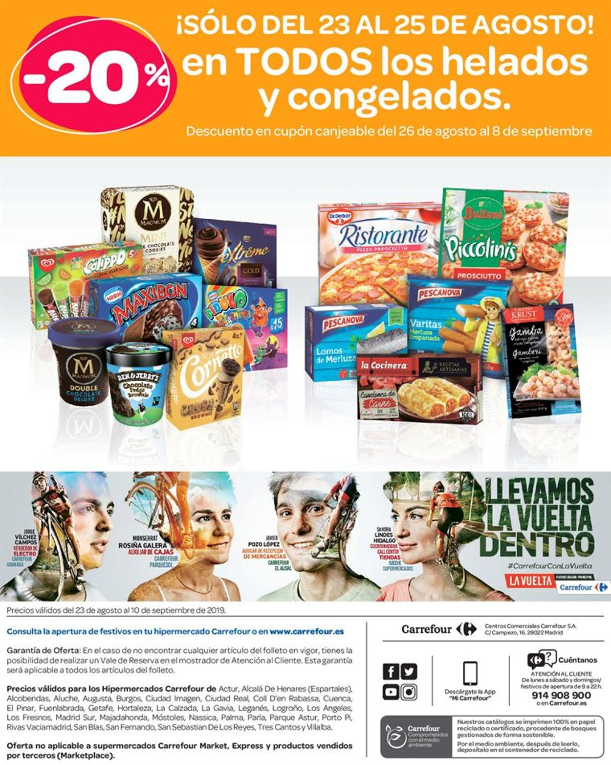 Carrefour Folleto - 23.08-10.09.2019 (Página 72)