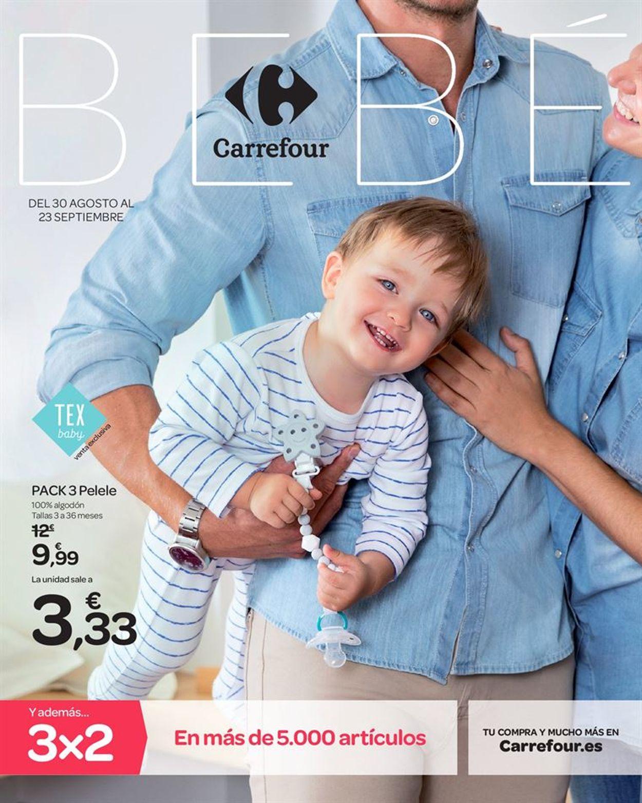 Carrefour Folleto - 30.08-23.09.2019
