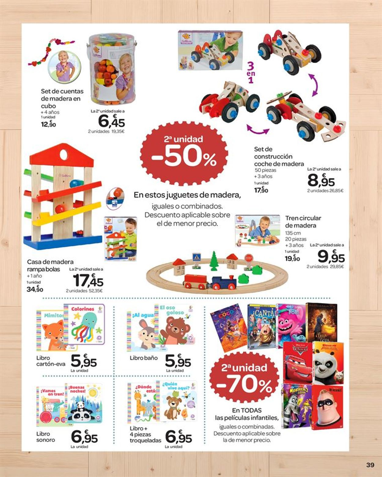 Carrefour Folleto - 30.08-23.09.2019 (Página 39)