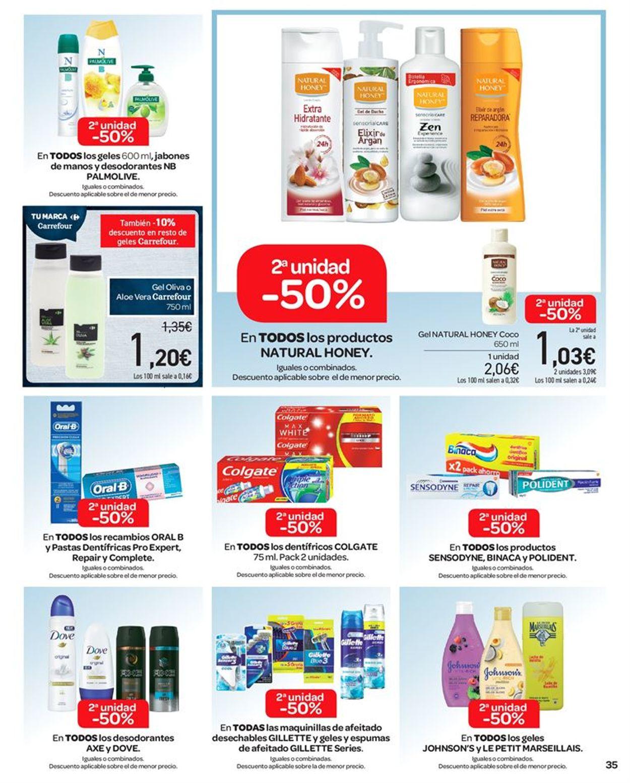 Carrefour Folleto - 11.09-23.09.2019 (Página 35)
