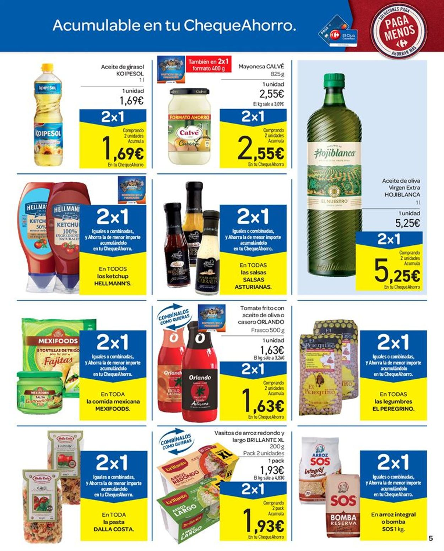 Carrefour Folleto - 11.09-23.09.2019 (Página 5)