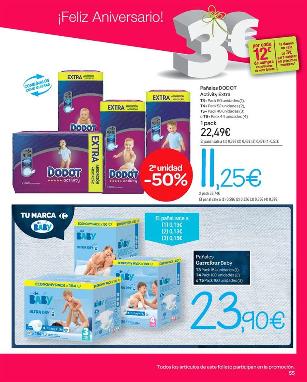 Carrefour Folleto - 24.09-10.10.2019 (Página 55)