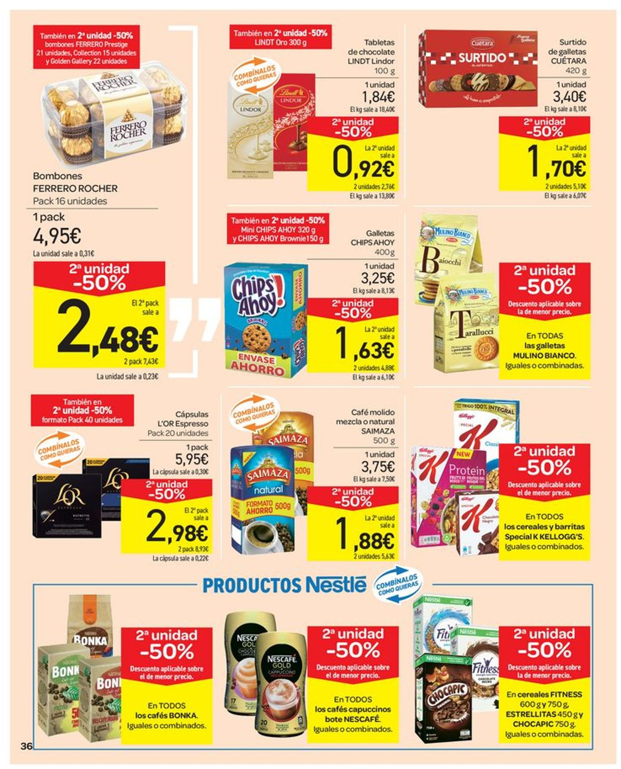 Carrefour Folleto - 11.10-23.10.2019 (Página 36)