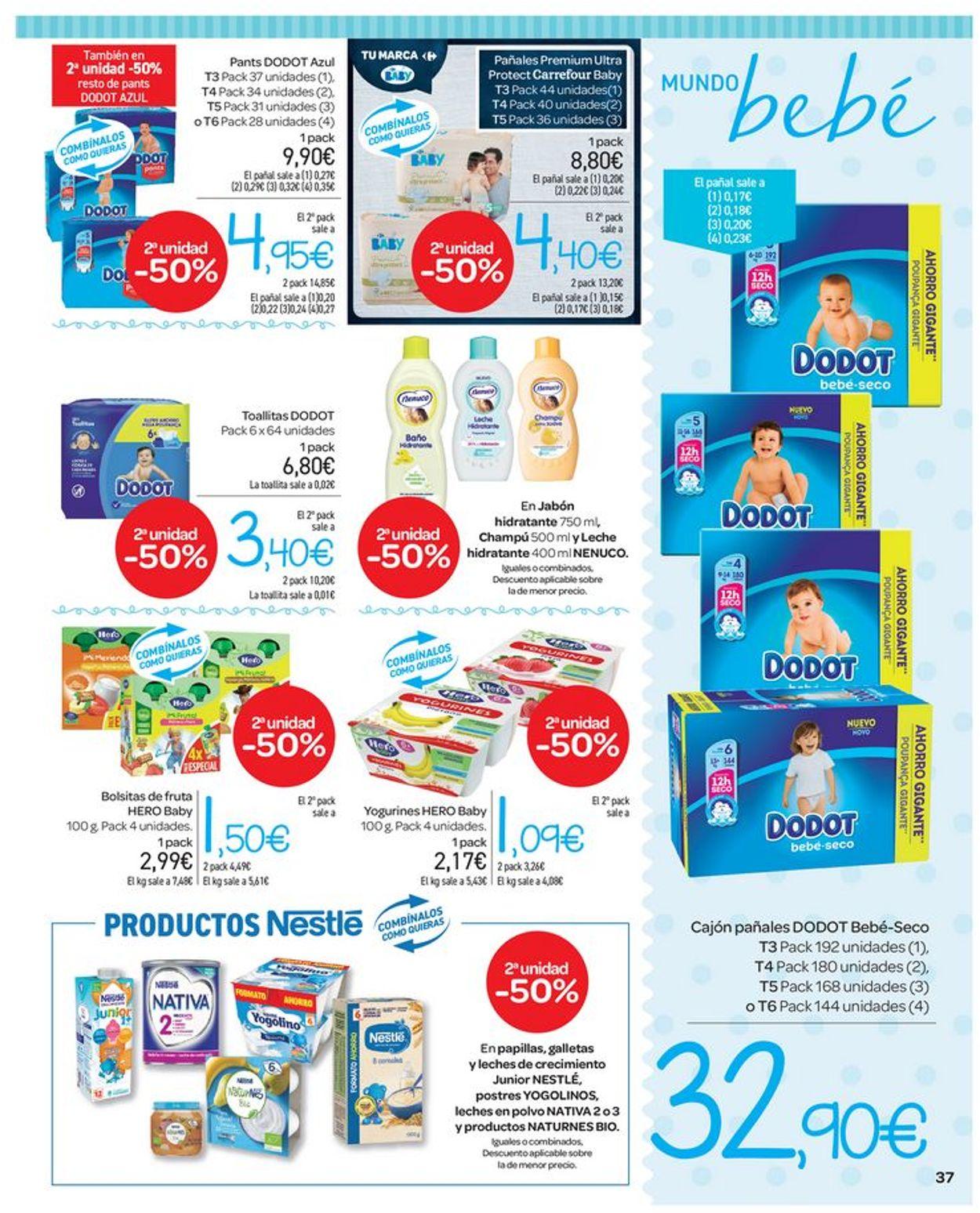 Carrefour Folleto - 11.10-23.10.2019 (Página 37)