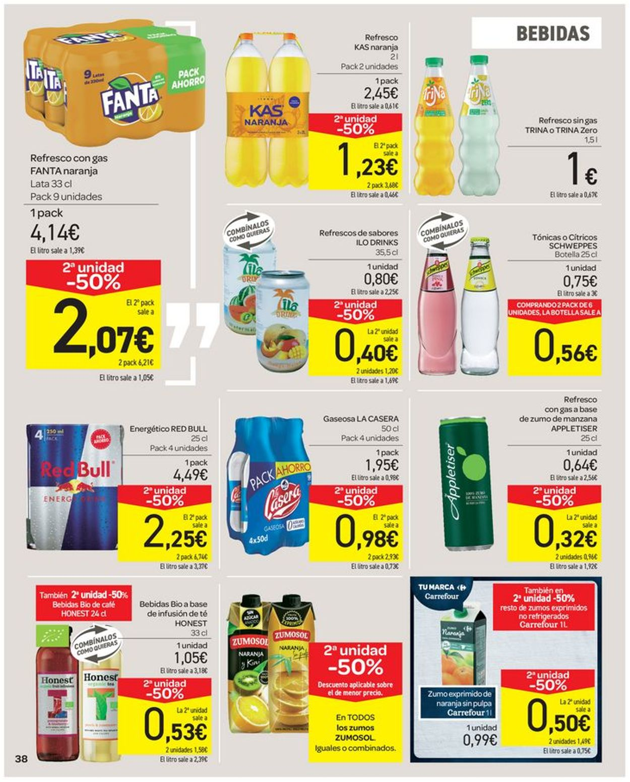 Carrefour Folleto - 11.10-23.10.2019 (Página 38)