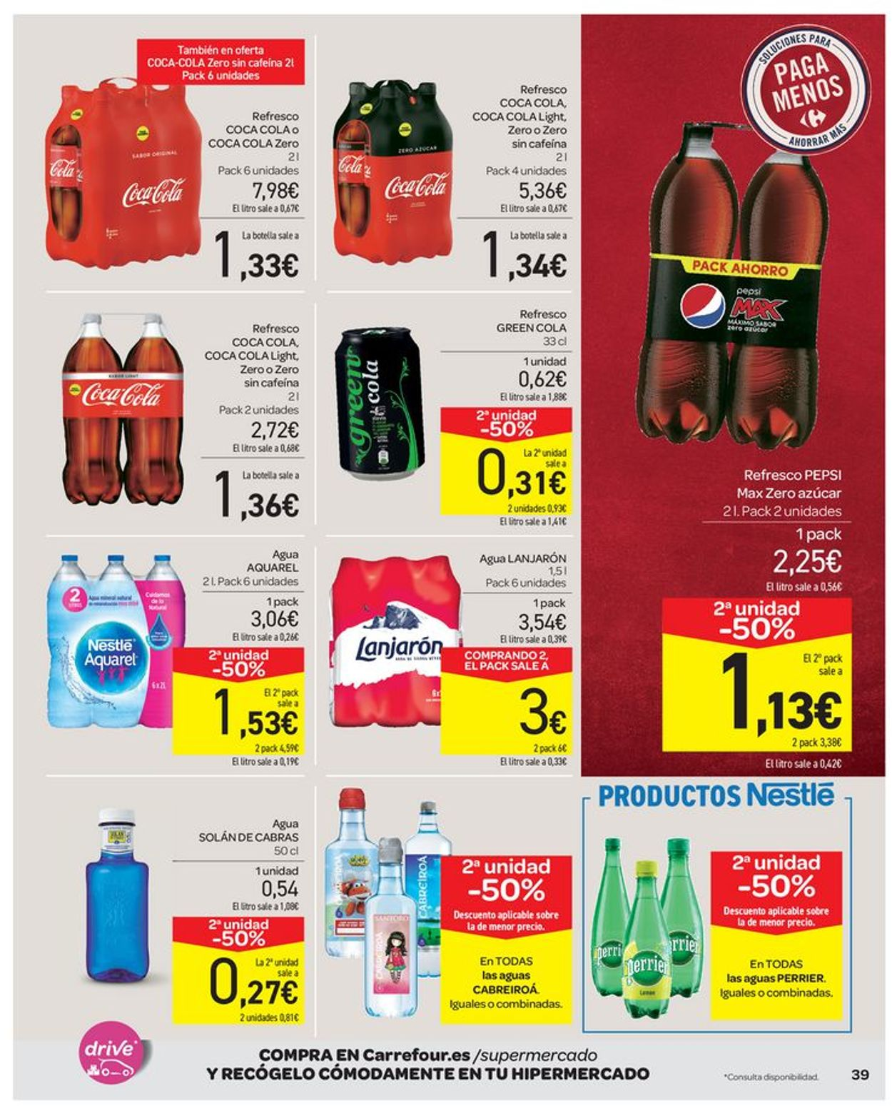 Carrefour Folleto - 11.10-23.10.2019 (Página 39)
