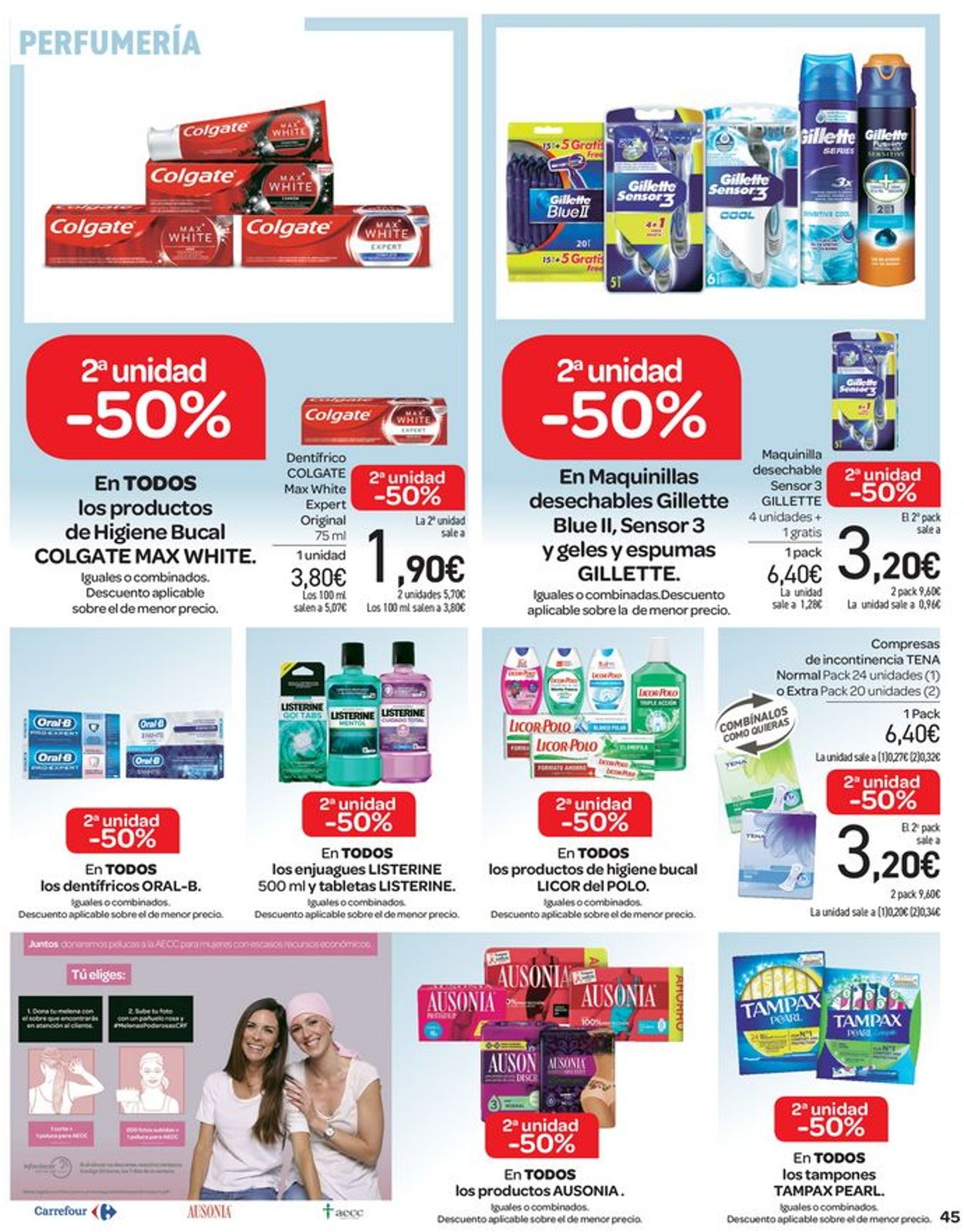Carrefour Folleto - 11.10-23.10.2019 (Página 45)