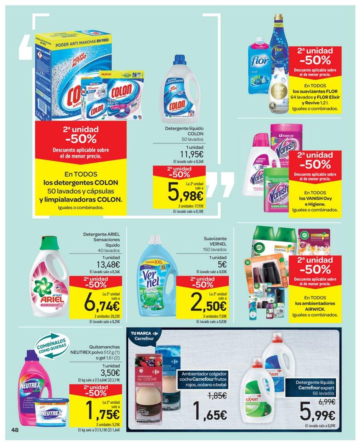 Carrefour Folleto - 11.10-23.10.2019 (Página 48)