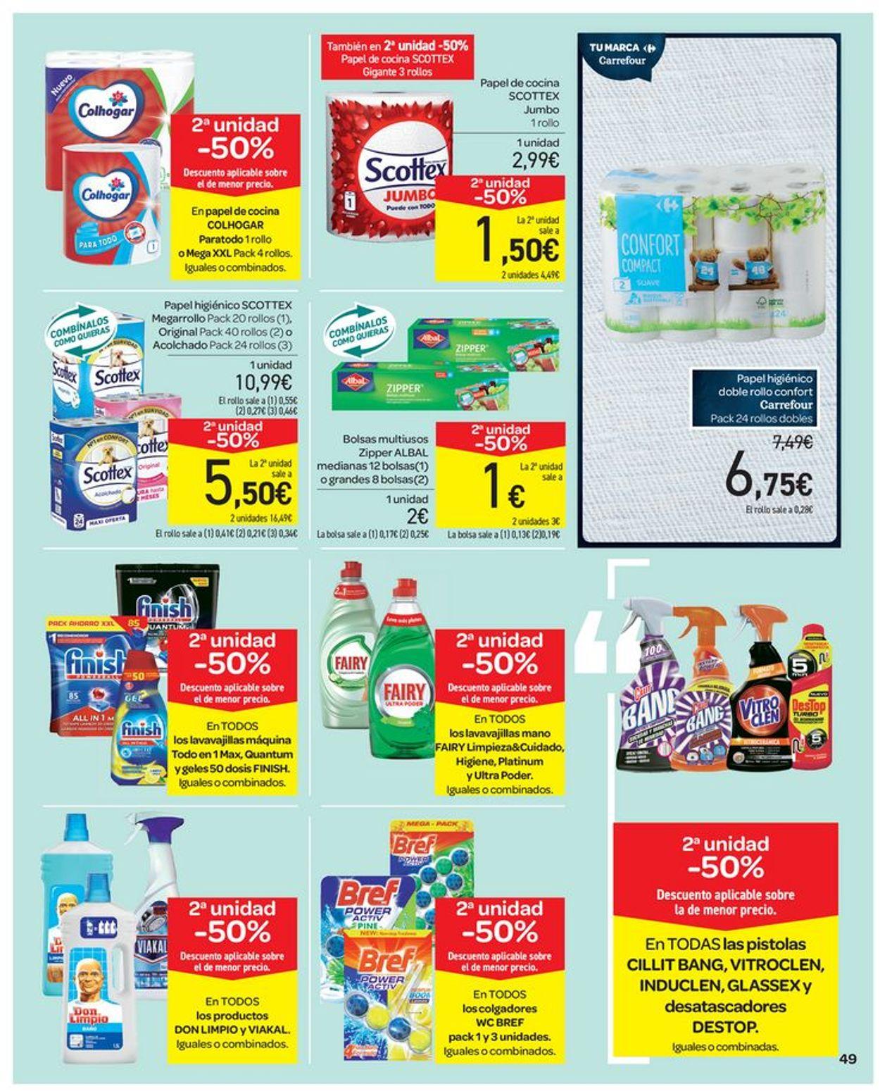 Carrefour Folleto - 11.10-23.10.2019 (Página 49)
