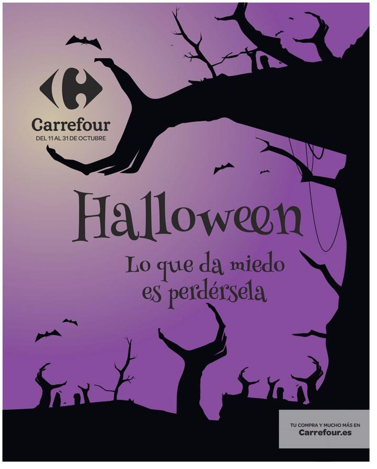 Carrefour Folleto - 11.10-31.10.2019