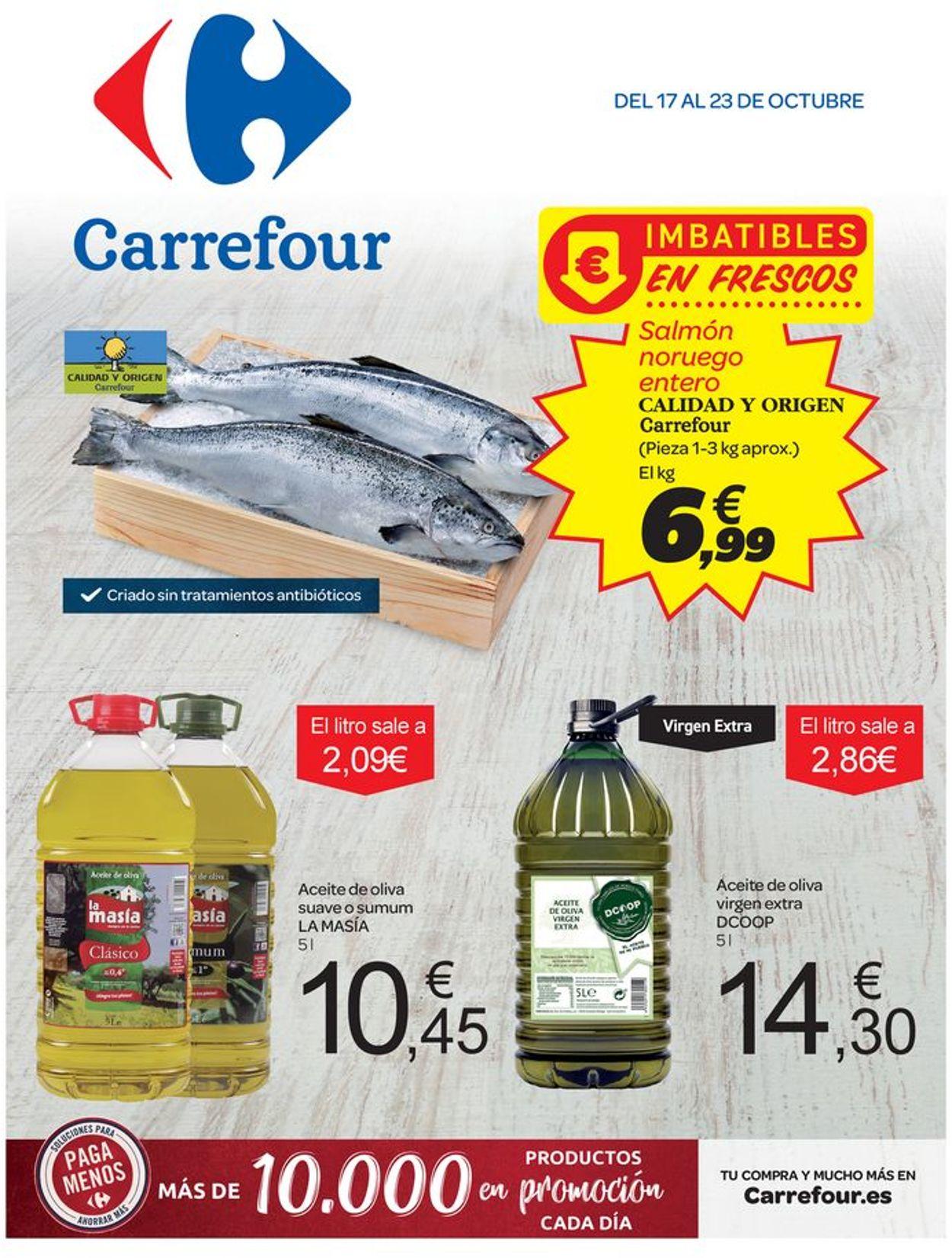 Carrefour Folleto - 17.10-23.10.2019
