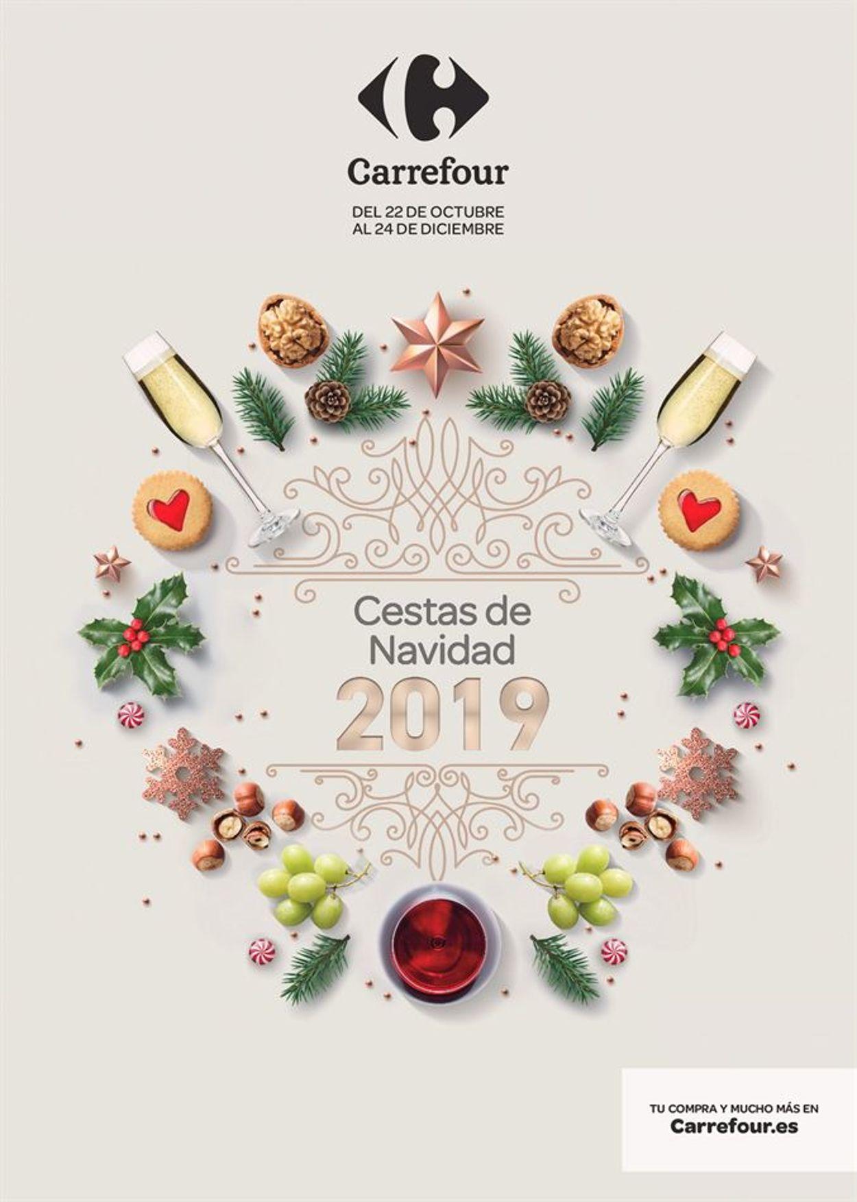 Carrefour Folleto - 22.10-24.12.2019