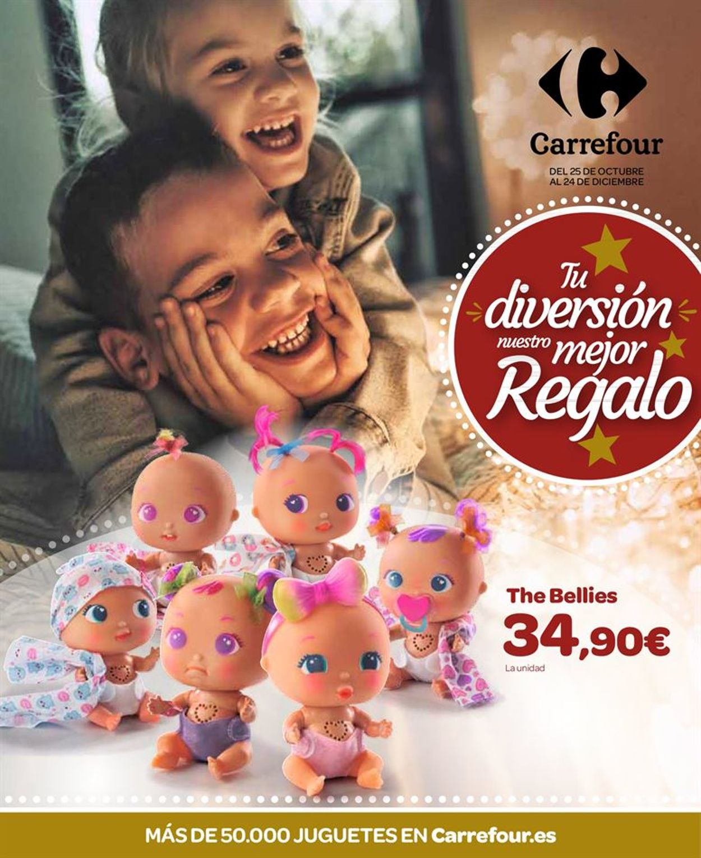 Carrefour Folleto - 25.10-24.12.2019