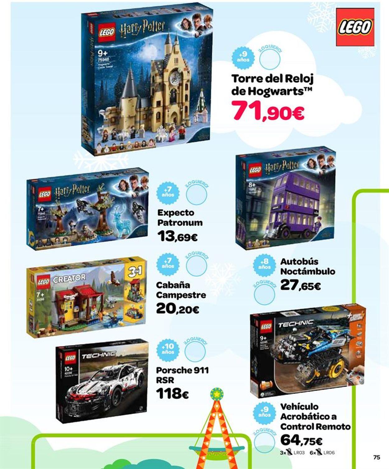 Carrefour Folleto - 25.10-24.12.2019 (Página 75)
