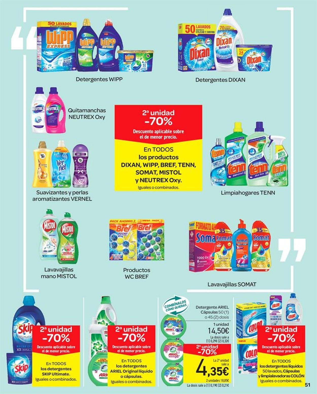 Carrefour Folleto - 08.11-21.11.2019 (Página 51)
