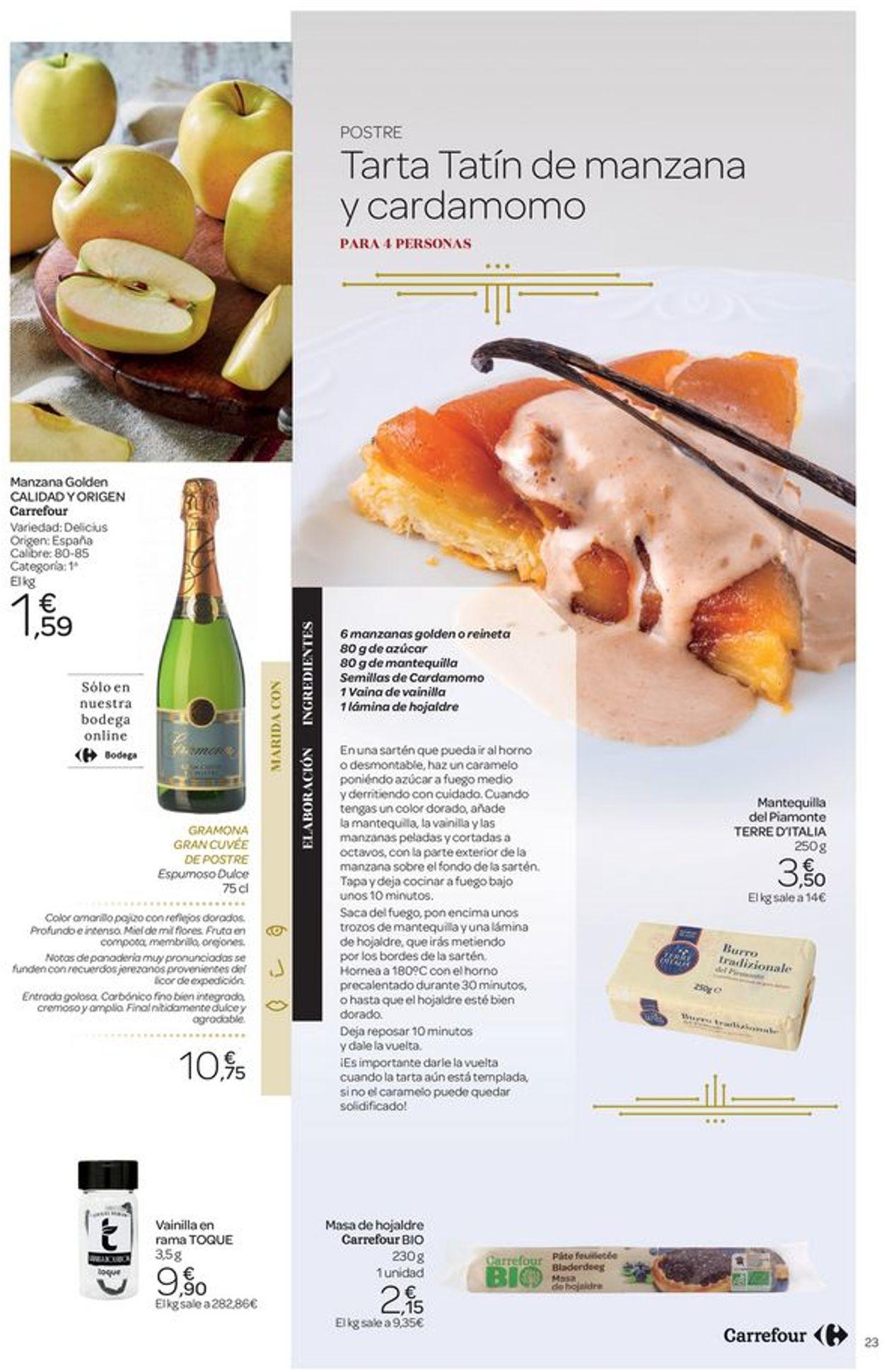 Carrefour Folleto - 03.12-31.12.2019 (Página 23)