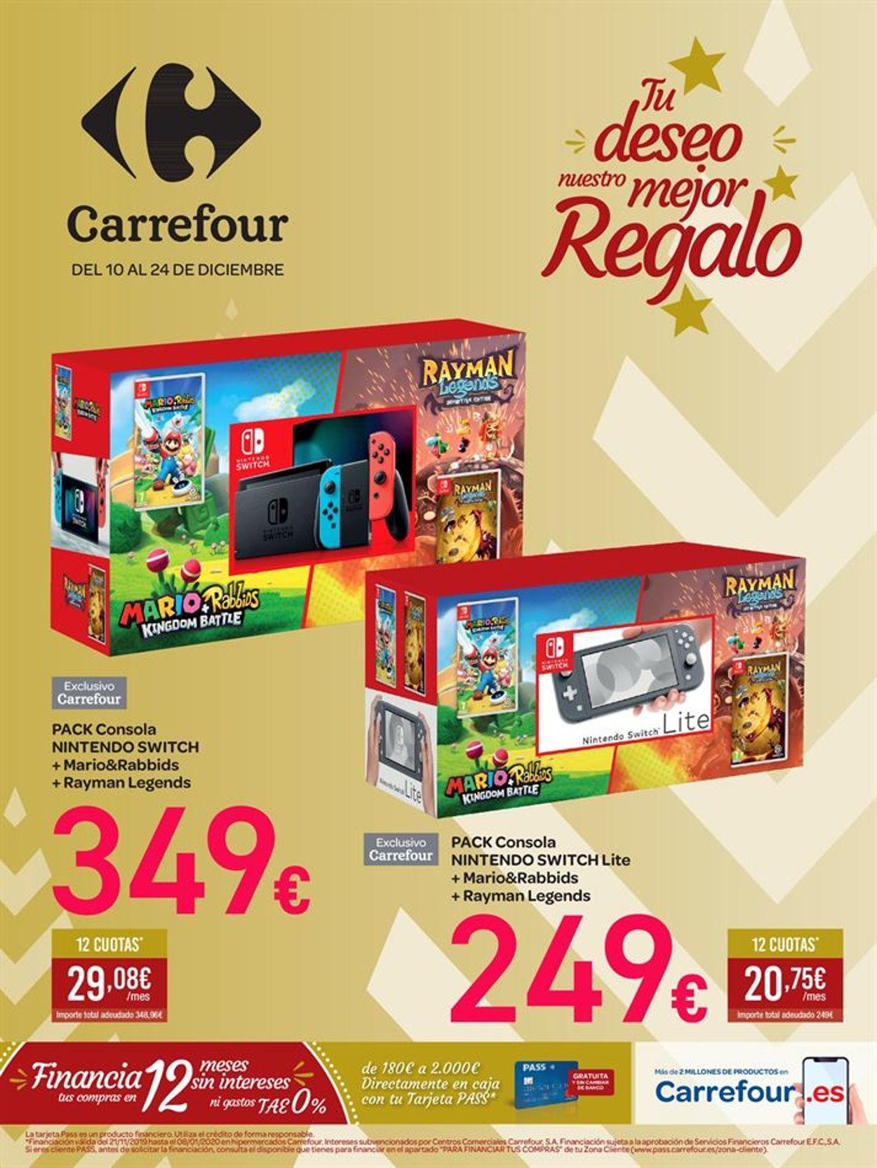 Carrefour Folleto - 10.12-24.12.2019