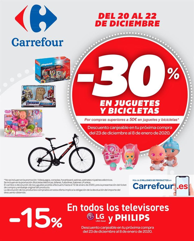 Carrefour Folleto - 23.12-08.01.2020