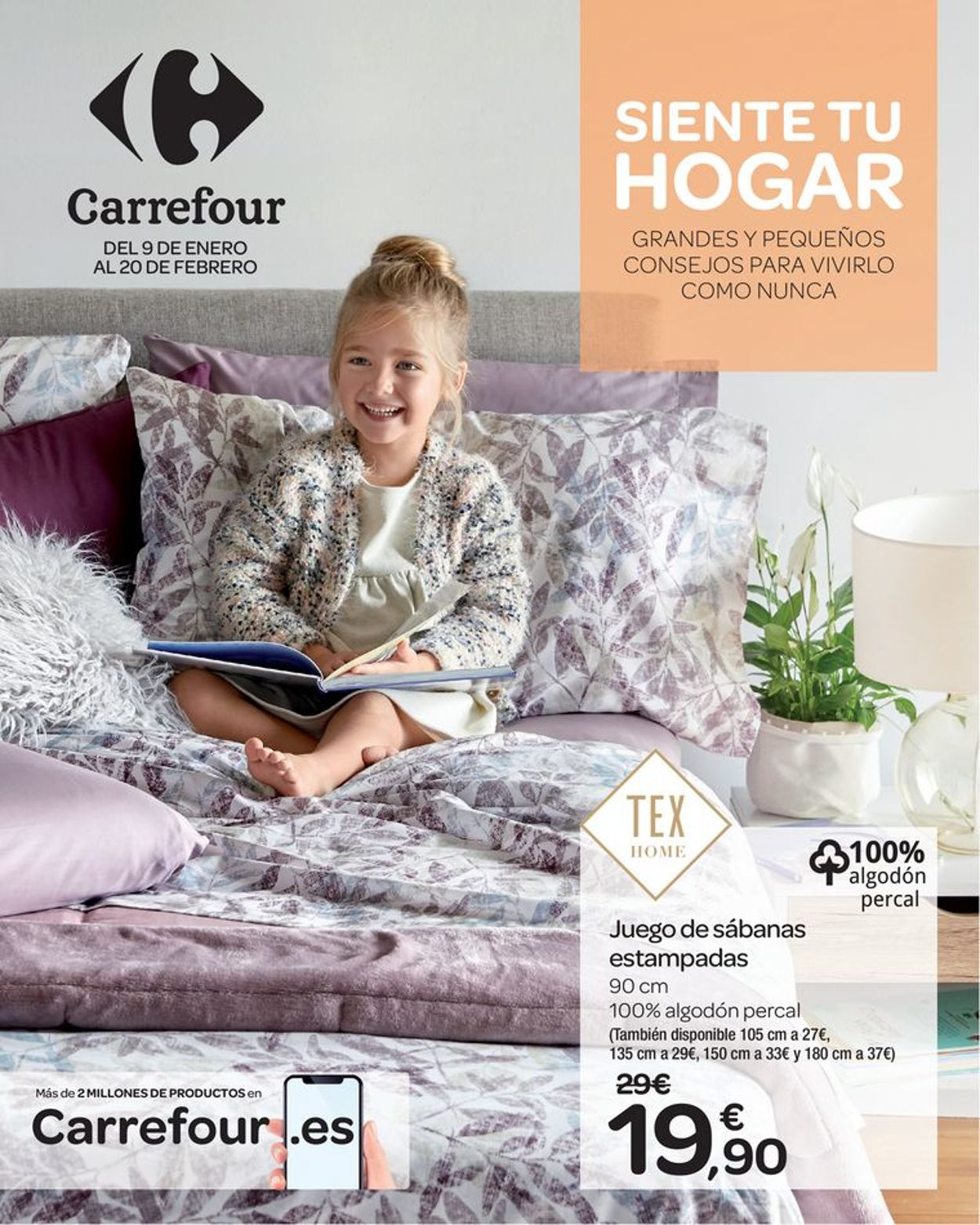 Carrefour Folleto - 09.01-20.02.2020