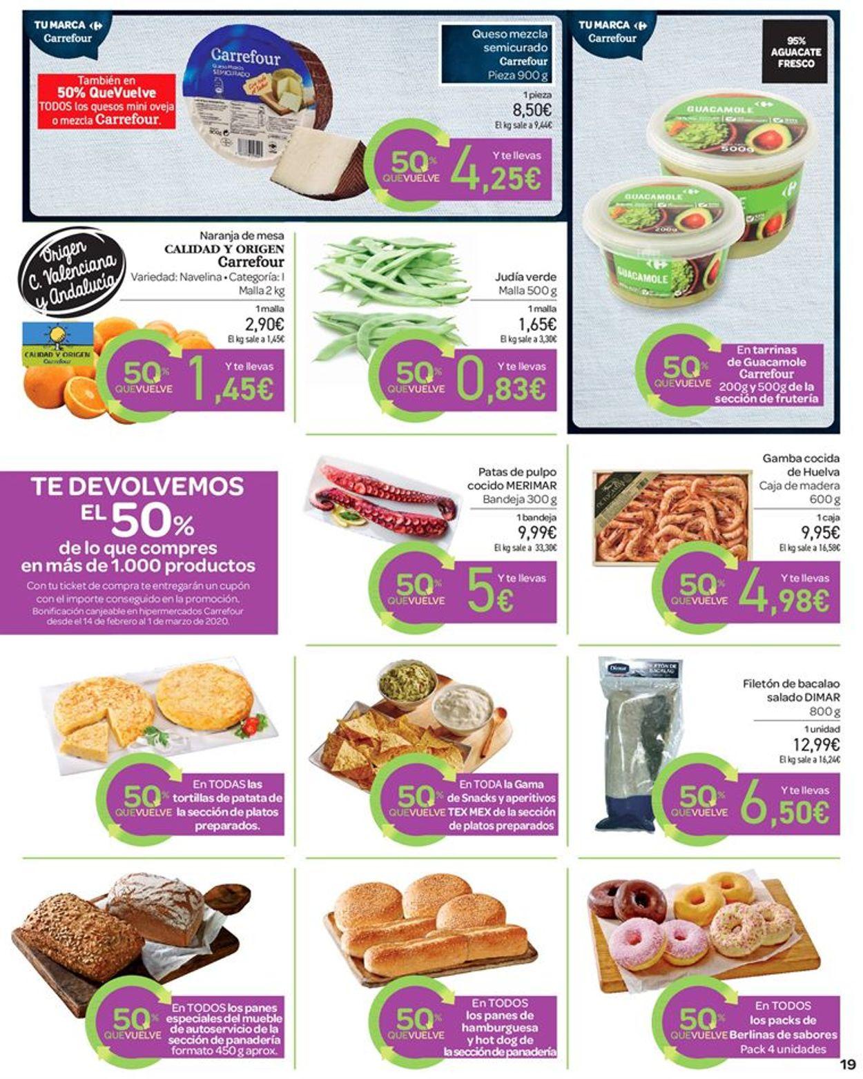 Carrefour Folleto - 28.01-13.02.2020 (Página 19)