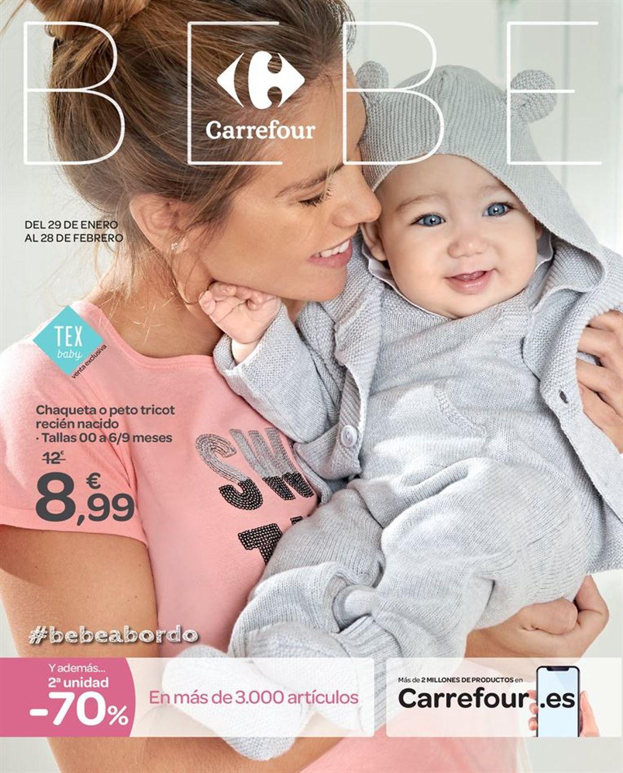 Carrefour Folleto - 29.01-28.02.2020