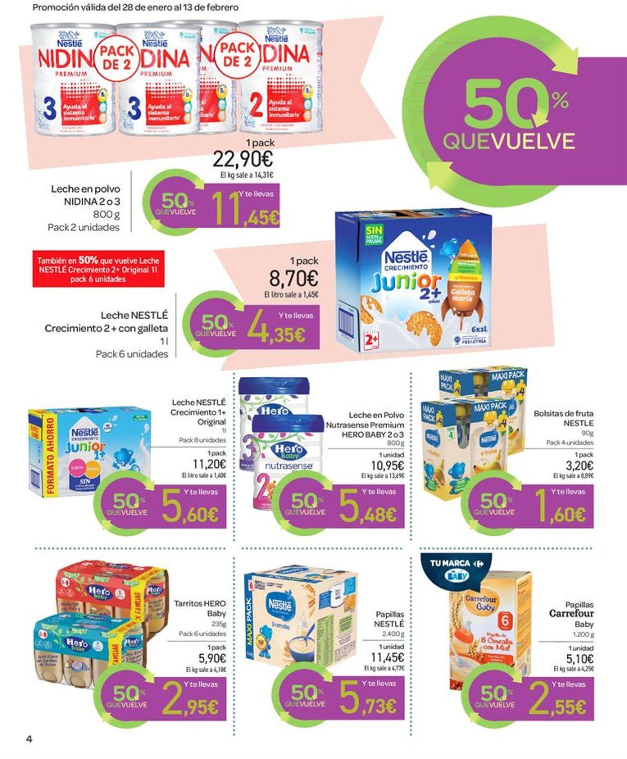 Carrefour Folleto - 29.01-28.02.2020 (Página 4)