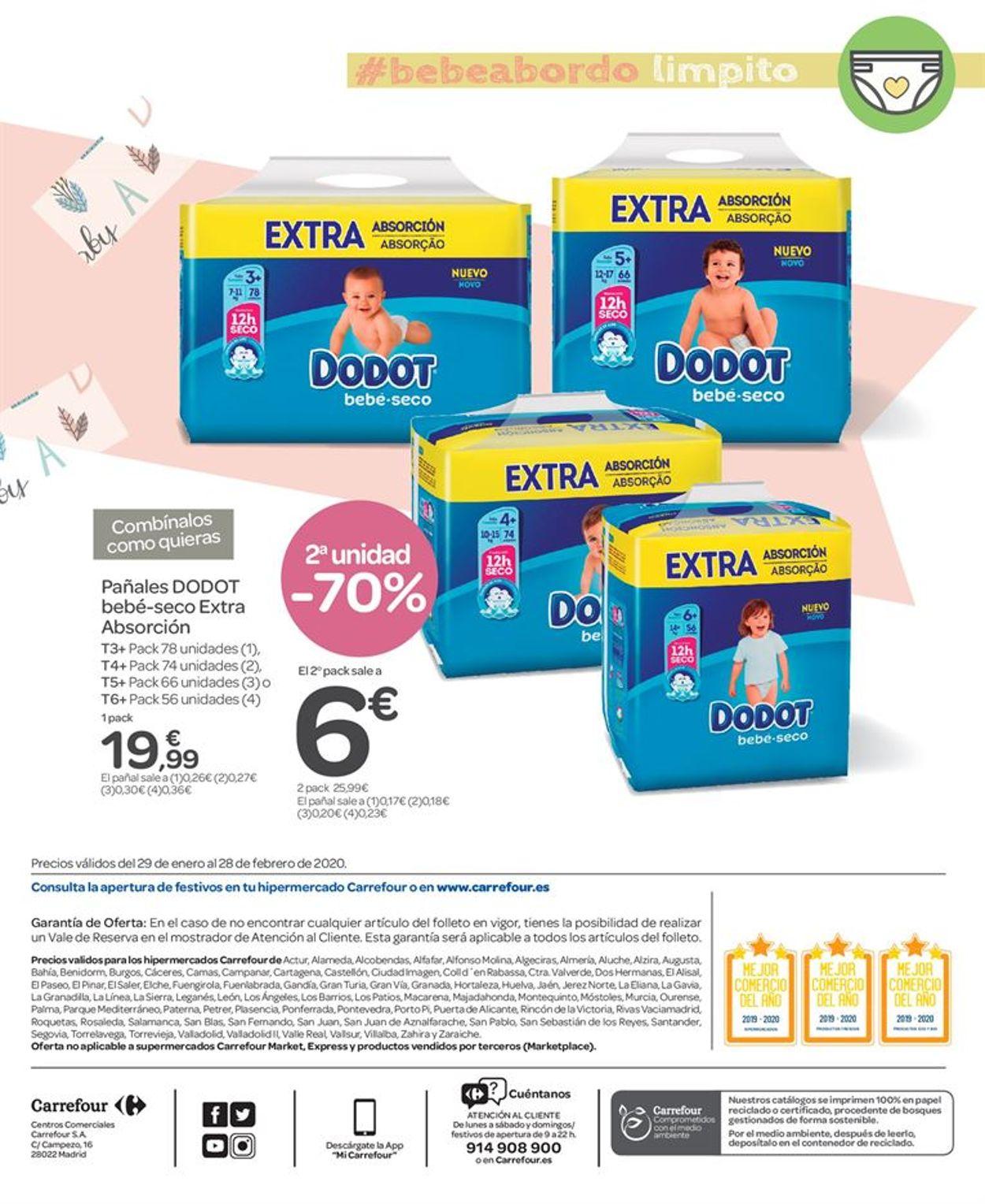 Carrefour Folleto - 29.01-28.02.2020 (Página 40)