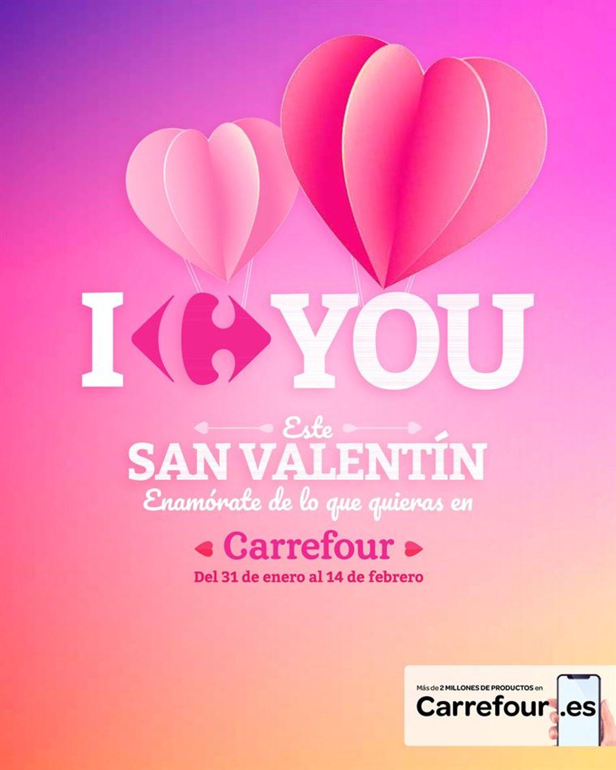 Carrefour Folleto - 31.01-14.02.2020