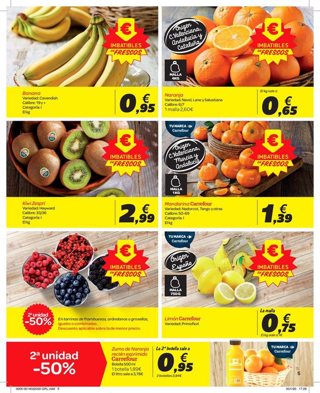 Carrefour Folleto - 14.02-24.02.2020 (Página 5)