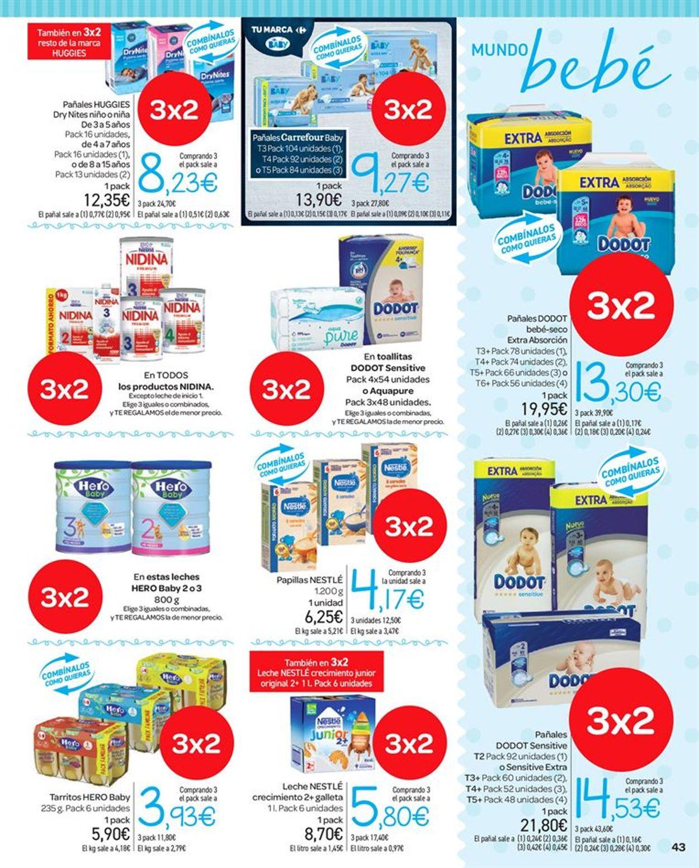 Carrefour Folleto - 25.02-12.03.2020 (Página 43)