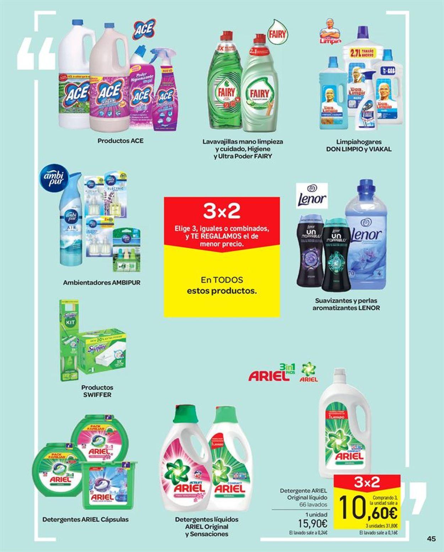 Carrefour Folleto - 25.02-12.03.2020 (Página 45)