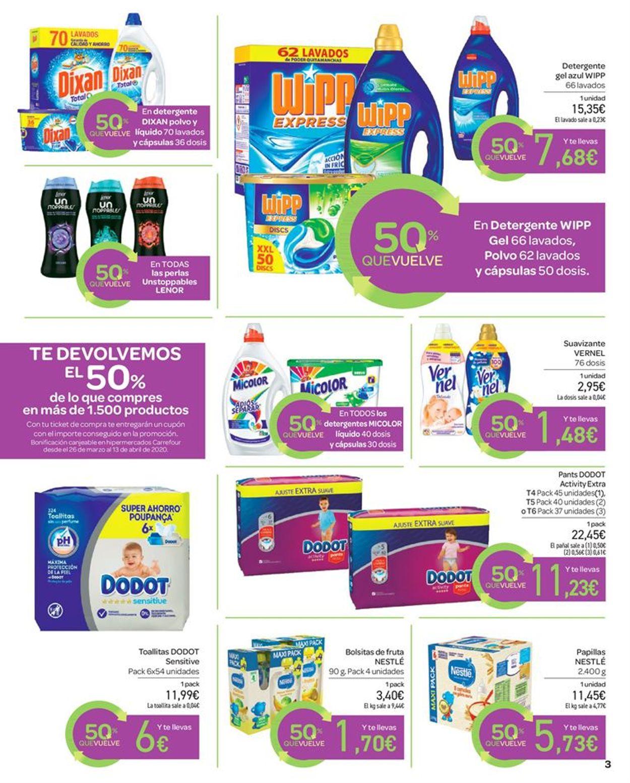 Carrefour Folleto - 13.03-25.03.2020 (Página 3)