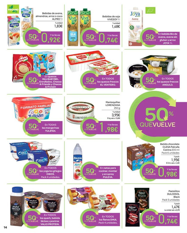 Carrefour Folleto - 13.03-25.03.2020 (Página 14)