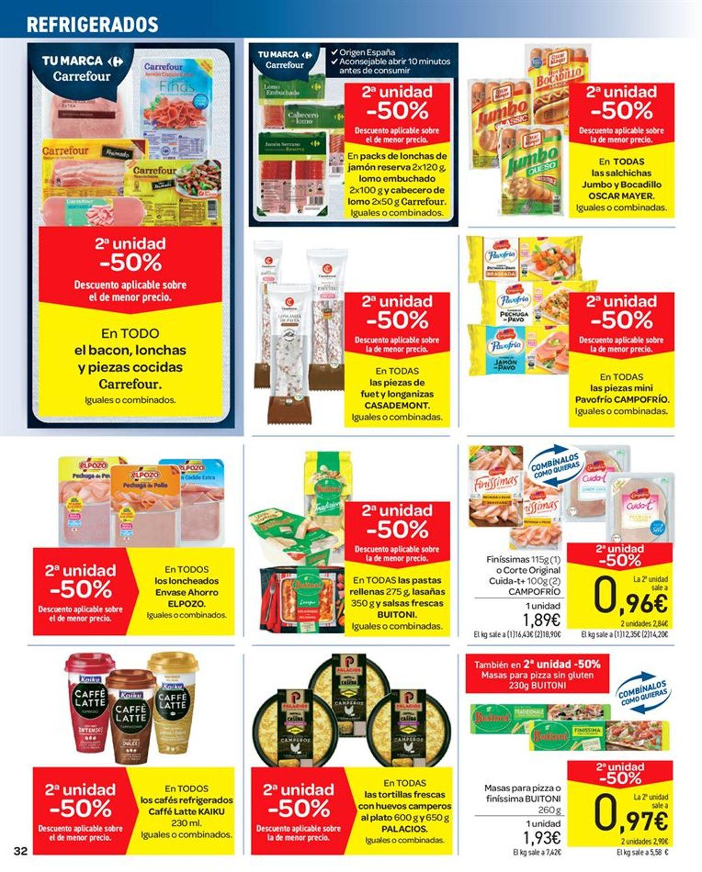 Carrefour Folleto - 13.03-25.03.2020 (Página 32)