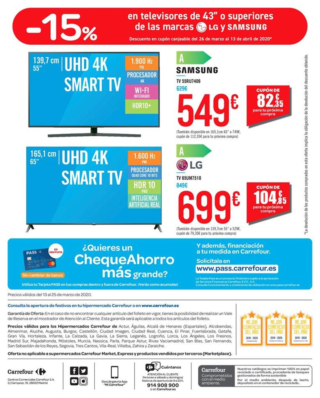 Carrefour Folleto - 13.03-25.03.2020 (Página 72)