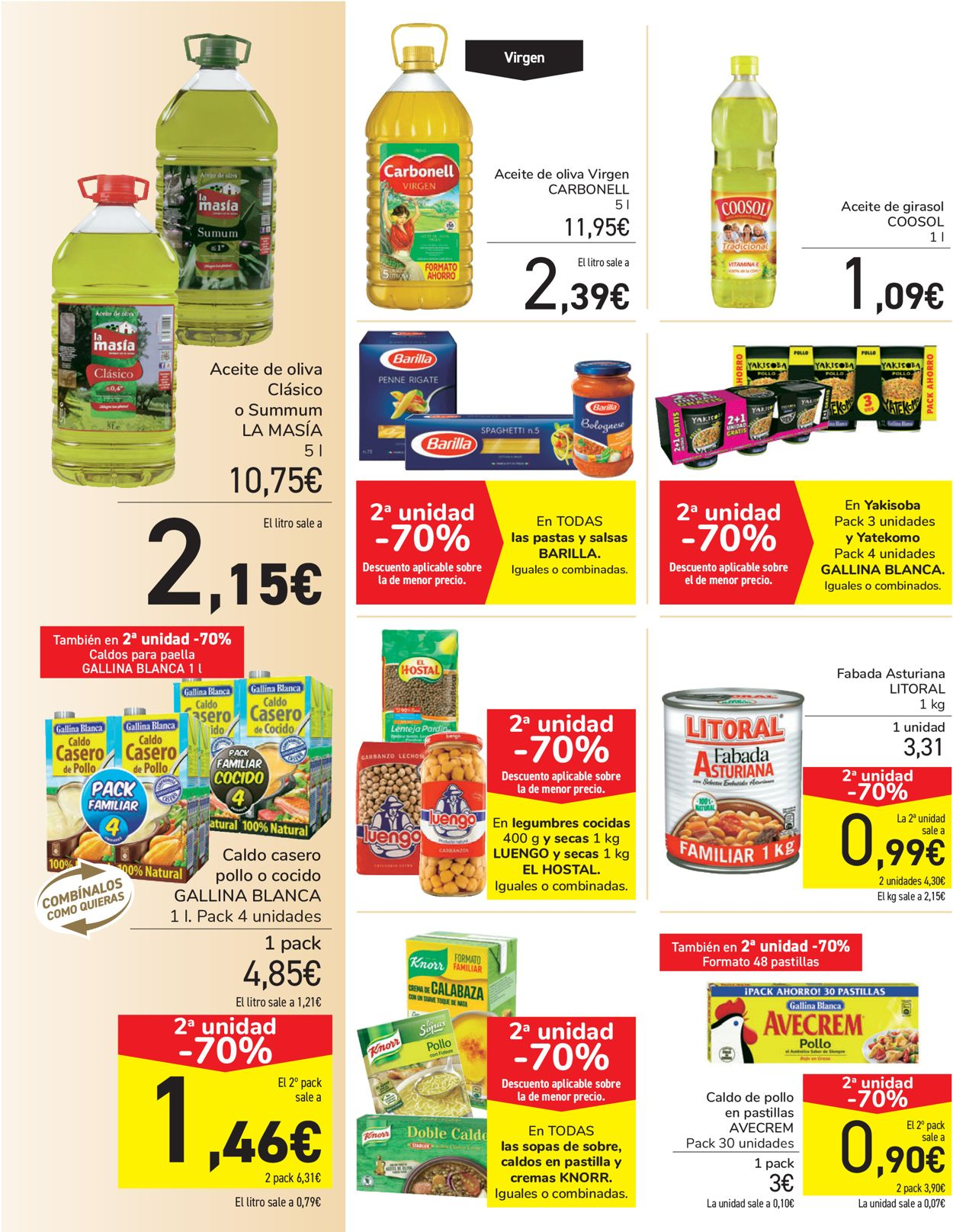 Carrefour Folleto - 26.03-13.04.2020 (Página 14)