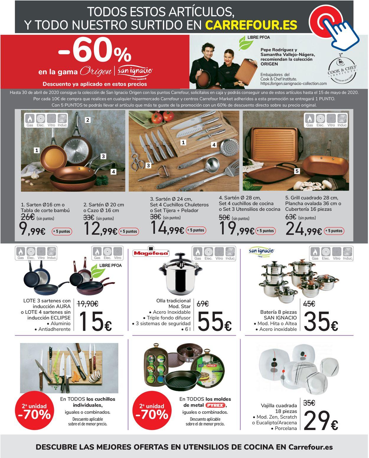 Carrefour Folleto - 26.03-13.04.2020 (Página 33)